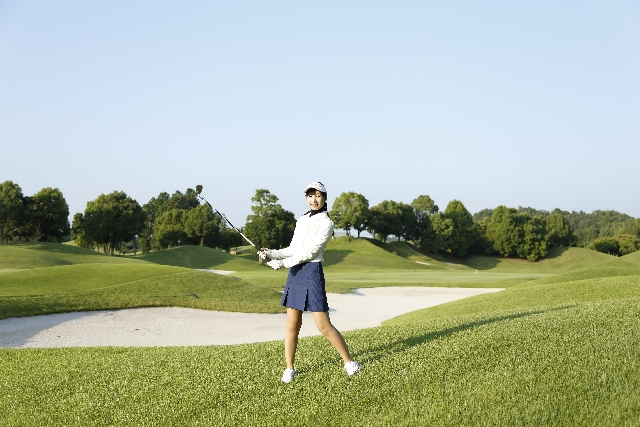 チッパーの練習方法 inゴルフコース