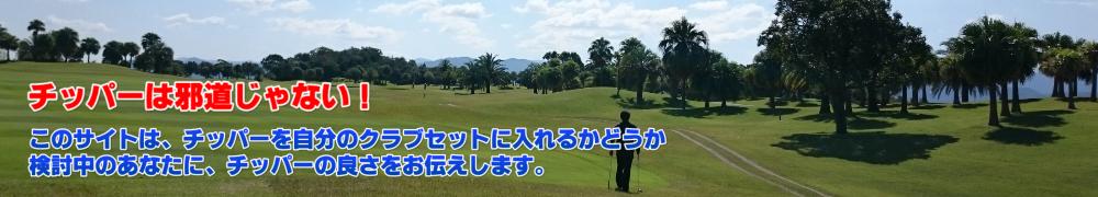 【ゴルフ】チッパーをクラブセットに入れるか迷っているあなたへ